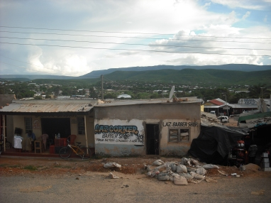 The town of Mpulungu was more colorful than most.