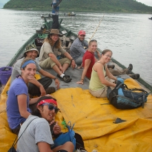A PCV adventure on a fishing boat across Lake Tanganyika to the Kalambo River.