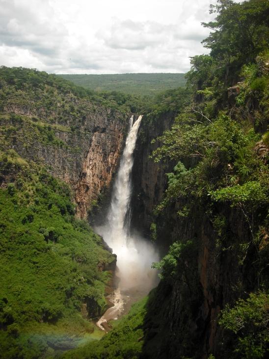 Kalambo Falls.