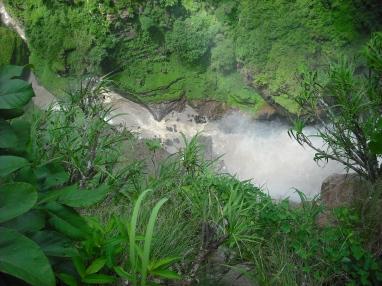Kalambo River.