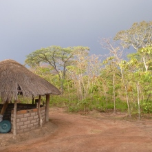 Storm clouds behind my nsaka.