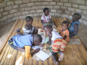 They may be adorable, but in Bemba, the kids of Mfuba get no respect.
