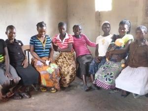 GLOW Girls: future women of Mfuba.