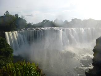 Lumangwe Falls.