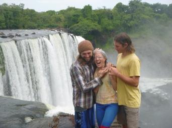 Jacob, me, and Adam.
