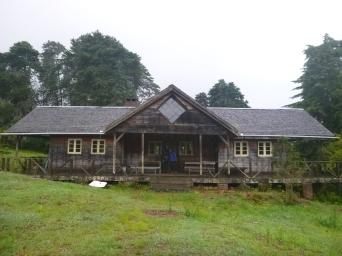 Lichenya Hut.