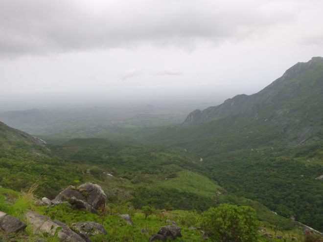 More mists in the Lichenya Valley.