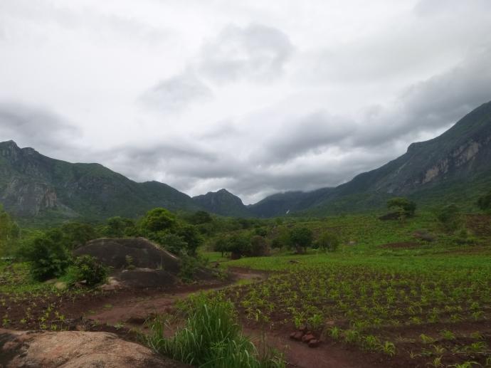More Linkhubala Village views.