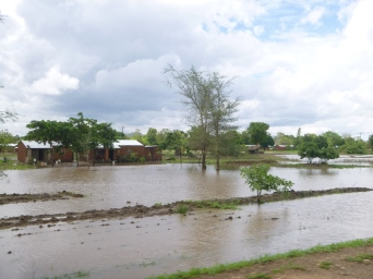 The flooding apparently got even worse after we left Malawi.